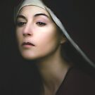 Mary in Mourning by collin
