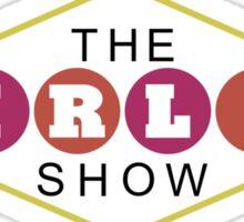 The Girlie Show Sticker