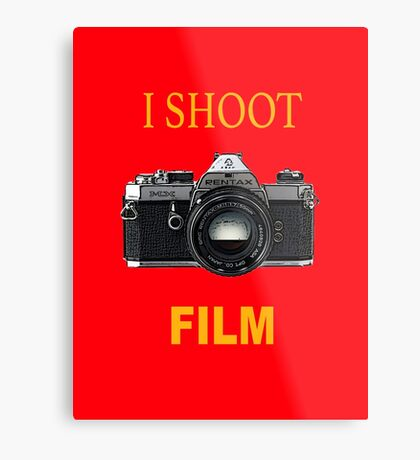 Disparo de cine Lámina metálica
