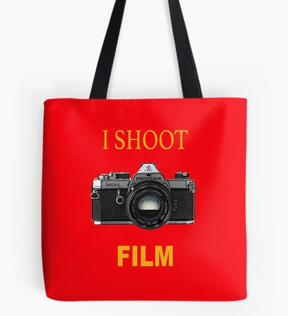 Disparo de cine Bolsa de tela