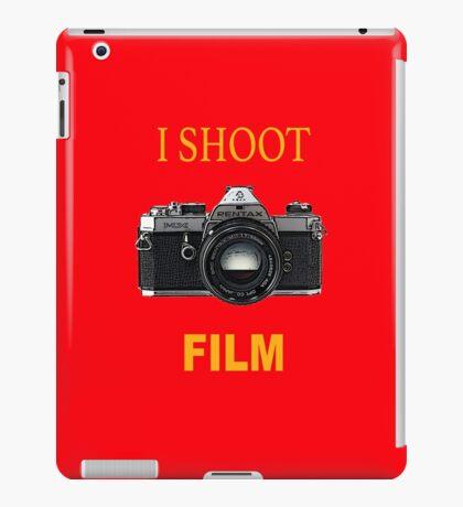 Disparo de cine Vinilo o funda para iPad