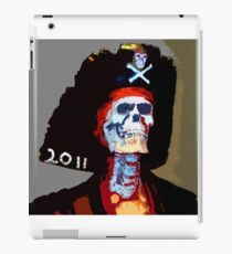 Gaspar 2011 iPad Case/Skin