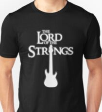 Lord of the Strings (white) T-Shirt