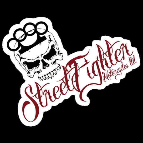 Quot Streetfighter Motorcycles Brass Knuckles Skull