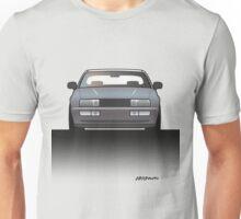 Modern Euro Icons Series VW Corrado VR6 (Split) Unisex T-Shirt
