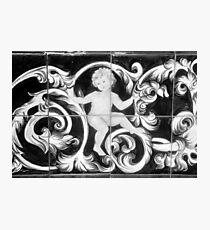Old Ybor City Tile  Photographic Print