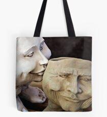 Kiss Tote Tote Bag