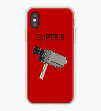 SUPER 8 Vinilo o funda para iPhone