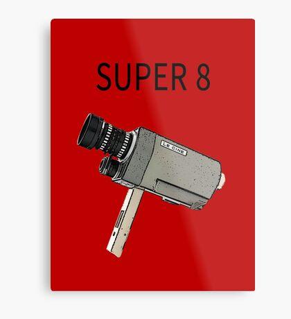 SUPER 8 Lámina metálica