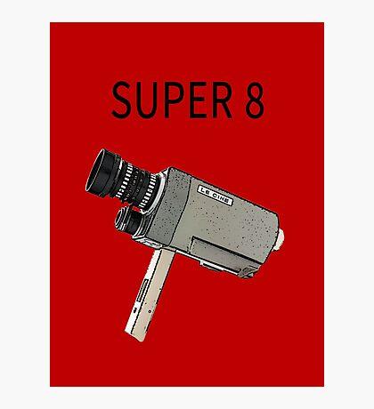 SUPER 8 Lámina fotográfica