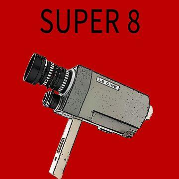 SUPER 8 by FKstudios