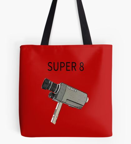 SUPER 8 Bolsa de tela