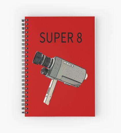 SUPER 8 Cuaderno de espiral