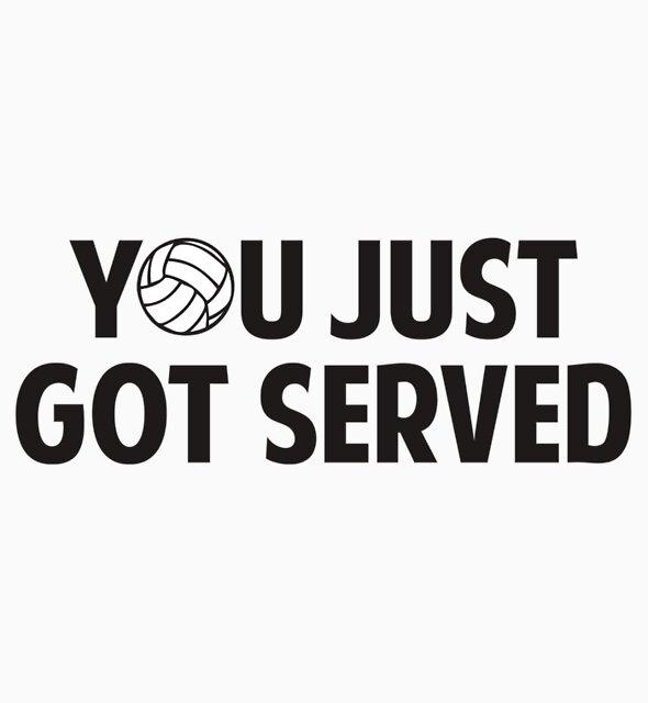 You Just Got Served by DesignFactoryD
