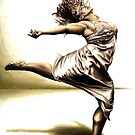 Rubenesque Dancer by Richard Young