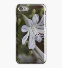 Agapanthus Tote iPhone Case/Skin