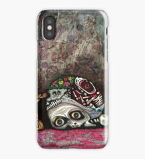 My Insane Brain Came Back Again iPhone Case/Skin