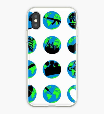Where is the love ? iPhone Case