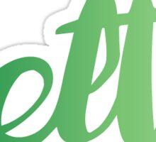 delta green Sticker