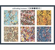 Wild Nothing -Nocturne Covers Photographic Print