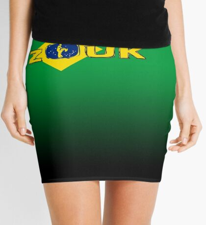 lets dance zouk Mini Skirt