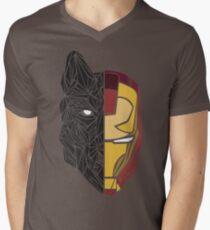 Game Of Thrones / Iron Man: Stark Family T-Shirt