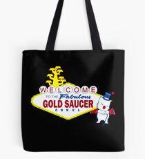 Fabulous Gold Saucer Alternate Tote Bag
