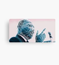Luther King Metal Print