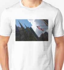 New York City Stars and Stripes T-Shirt