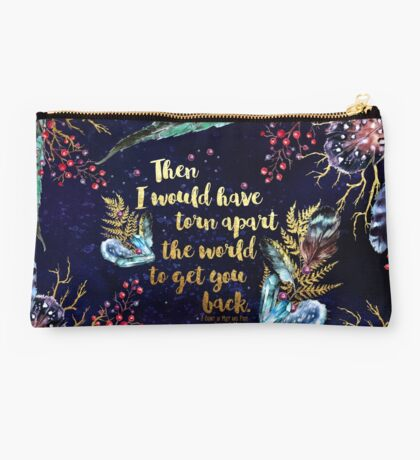 ACOMAF - Torn Apart The World Studio Pouch