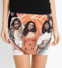 Minifalda Fifth Harmony 7/27 Orange