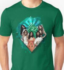 Fifth Harmony 7/27 Green Unisex T-Shirt