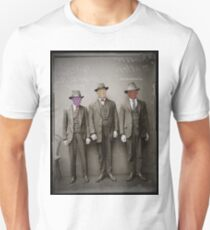 Three Criminals Arrested Unisex T-Shirt