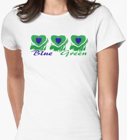 Blue Green T-Shirt