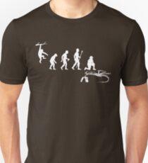 Funny Palaeontology Evolve T-Shirt
