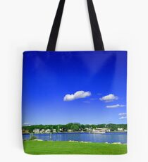 The Mystic River Tote Bag