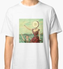 Aeroplane Over the Sea Classic T-Shirt