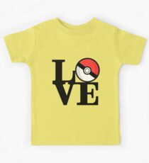 PokéLove Kids Clothes