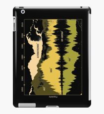 Music Timeline iPad Case/Skin