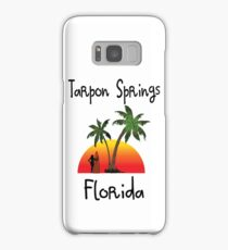 Tarpon Springs Florida. Samsung Galaxy Case/Skin