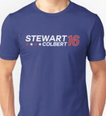 Stewart/Colbert 2016 T-Shirt