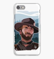 Eastwood iPhone Case/Skin