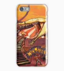 Ride the Wormhole iPhone Case/Skin