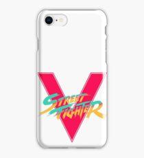 Super Street Fighter Five, 2: Turbo Impact iPhone Case/Skin