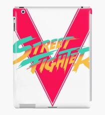 Super Street Fighter Five, 2: Turbo Impact iPad Case/Skin