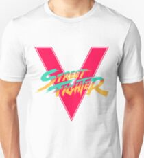 Super Street Fighter Five, 2: Turbo Impact T-Shirt