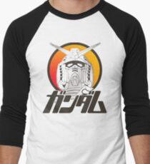 Gundam Baseballshirt für Männer