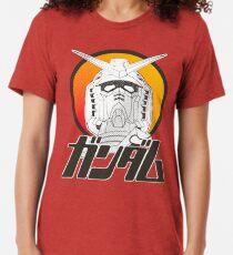 Gundam Tri-blend T-Shirt