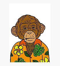 Hawaiian Ape Photographic Print
