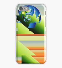 The Green Zone iPhone Case/Skin
